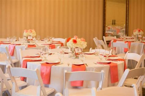 Best Coral Wedding Decorations With Image 18 of 19   tropicaltanning.info