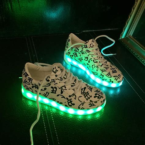 Harga Adidas Jamaica image gallery led lights shoes