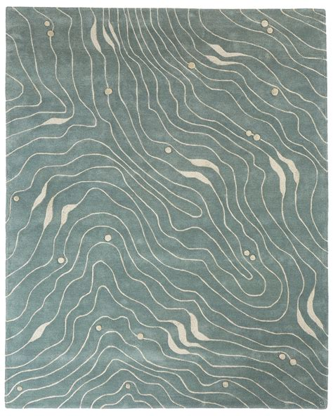 Wave Area Rug Waves Angela Modern Area Rugs Handcrafted Furniture Unique Textiles