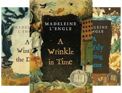 A Wrinkle In Time Time Quintet a wrinkle in time quintet 5 book series