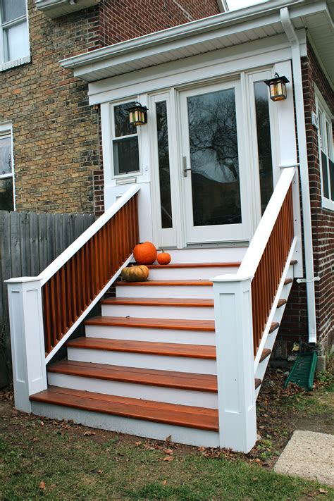 image result    build  small front wooden steps