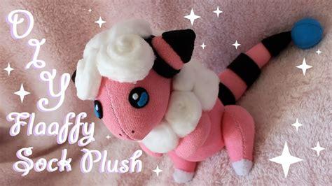 diy socks plush diy flaaffy sock plush how to make a plushie