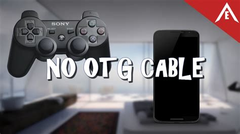 use ps3 controller on android ps3 controller to android no otg cable hd