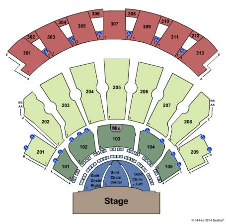 axis las vegas seating chart the axis at planet tickets in las vegas nevada