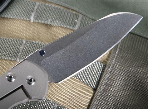 crk sebenza chris reeve large sebenza insingo folding knife