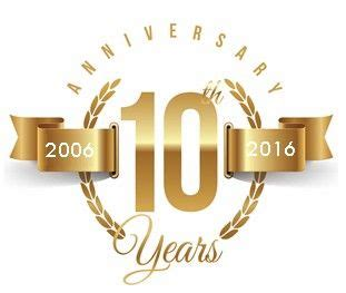 10 Year Anniversary Ideas For Business by 25 Best Ideas About Ten Year Anniversary On