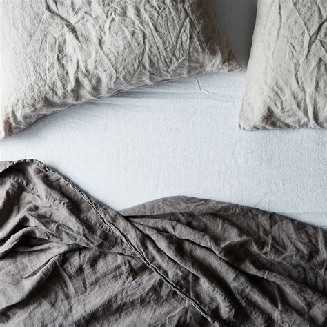 stonewashed linen bedding stonewashed linen bedding king on food52