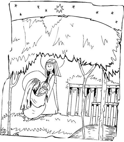 coloring pages jesus birth birth of jesus printable coloring pages coloring pages