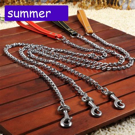 chain leash popular pitbull chain leash buy cheap pitbull chain leash lots from china pitbull