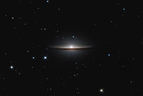 sombrero galaxy high resolution sombrero galaxy hubble label surroundings pics about space
