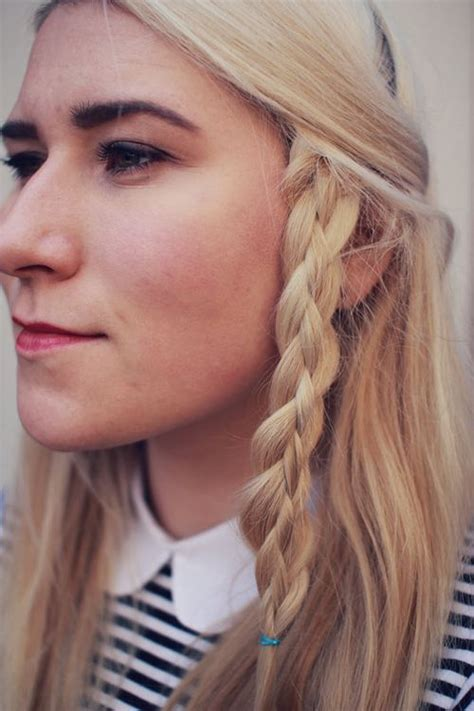 Simple Braid Hairstyles by 38 And Easy Braided Hairstyles