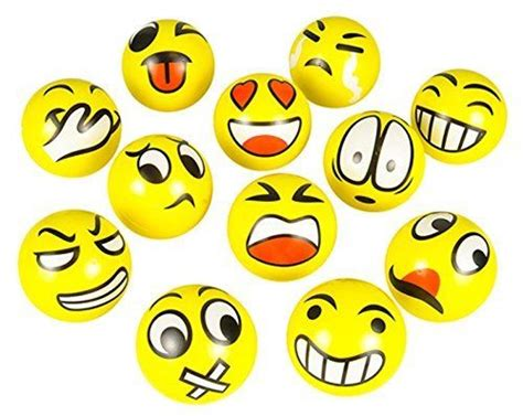 hairstyles emoji emoji faces jumbo squeeze stress ball assorted styles