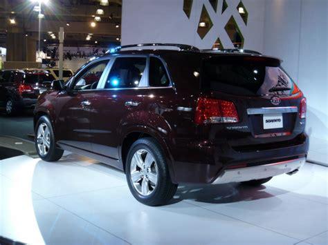 Kia Sorento 2011 Sx Drive 2011 Kia Sorento Sx