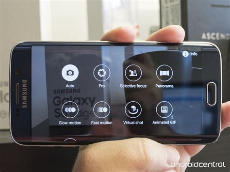 Samsung S6 Kamera The Galaxy S6 Has Modes You Ll Want To Try