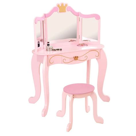 Kidkraft Princess Vanity And Stool Princess Vanity Amp Stool