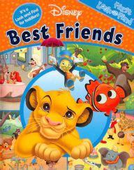 Looking For My Friend Search Disney Best Friends My Look Find Series By Staff Of Disney Enterprises Inc