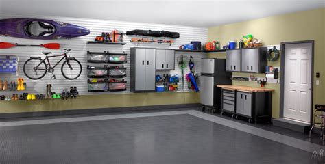 Garage Organizer Systems by How To Install Kobalt Organization System