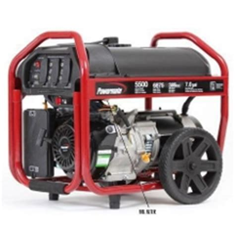 home depot generator recall issued due to hazard