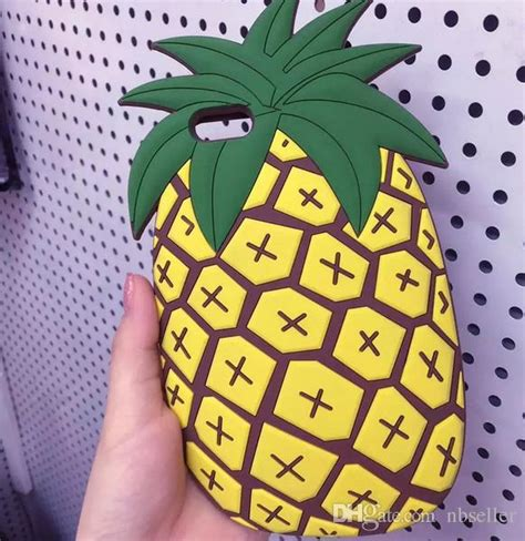 pineapple rubber st pineapple silicon 3d soft rubber fruit cover