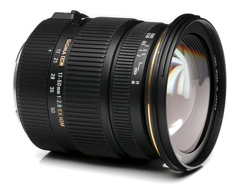 Sigma 17 50mm F 2 8 Os Hsm sigma 17 50mm f 2 8 dc hsm os for sony a mount lensauthority