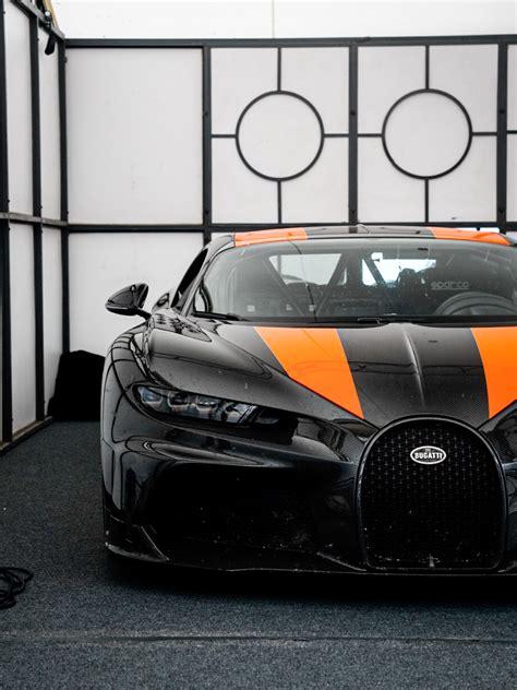 bugatti chiron super sport    units