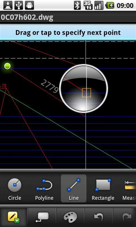 autocad ws  android file extensions
