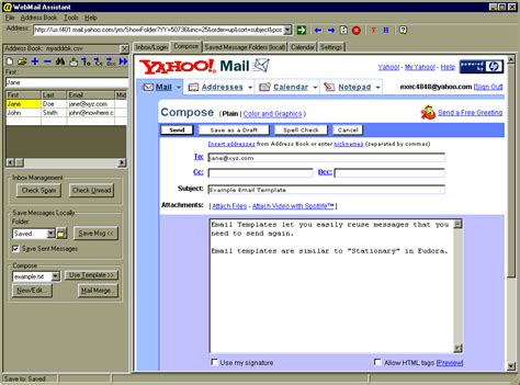 email yahoo search yahoo mail viewer