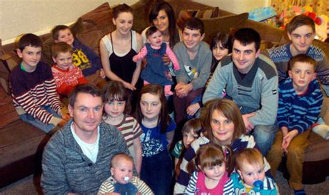 britain s family with 18 children don t claim benefits uk news express co uk