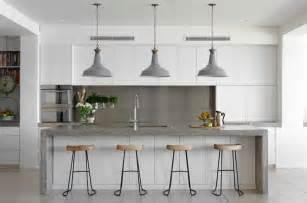 Coastal Kitchen And Raw Bar - industrial kitchen modern kitchen justine hugh jones design