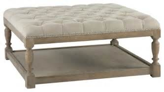 Pottery Barn Tufted Ottoman Coffee Table Tufted Ottoman Coffee Table Diy Coffee Table Ottomans With Storage Pier One