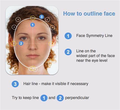 face shape measurements calculator face shape meter demo android apps on google play