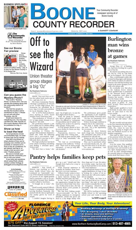 boone county section 8 boone county recorder 072811 by enquirer media issuu