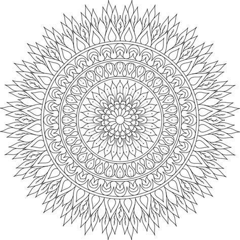 sand mandala coloring pages 381 best coloring monday mandalas images on pinterest