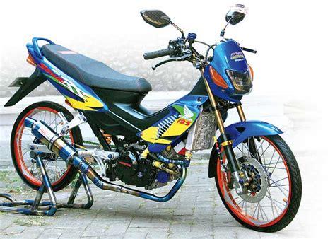 Striping Sonic 125 honda sonic rs 125 01 batang serasa di thailand