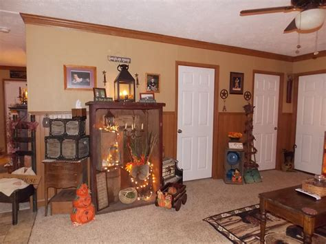 country and primitive home decor manufactured home decorating ideas primitive country style