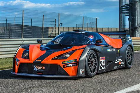 Ktm Cars New Ktm X Bow Gt4 Completes Initial Shakedown