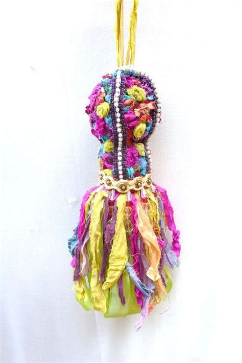 decorative tassel bohemian decor decor colorful