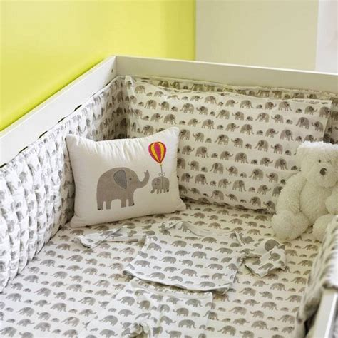 elephant bed sheets grey elephant cot bed fitted sheet dexter x pinterest