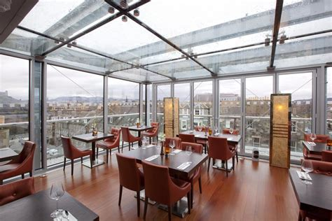 five beautiful roof terrace bars in scotland scotsman
