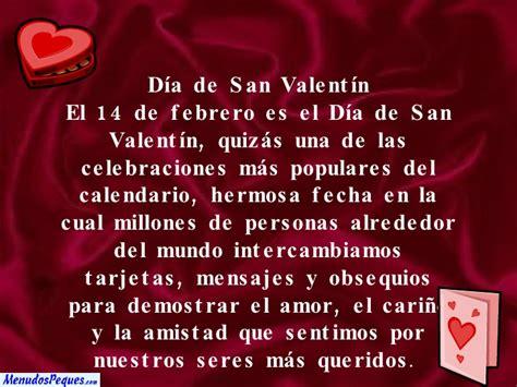 historia dia de san valentin 75 dia de san valentin www menudospeques