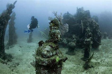film dokumenter bawah laut 10 tempat angker di bali dengan ceritanya yang menakutkan
