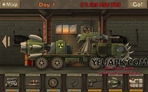 mod game earn to die earn to die hd v1 0 29 mod tiền game l 225 i xe diệt zombie