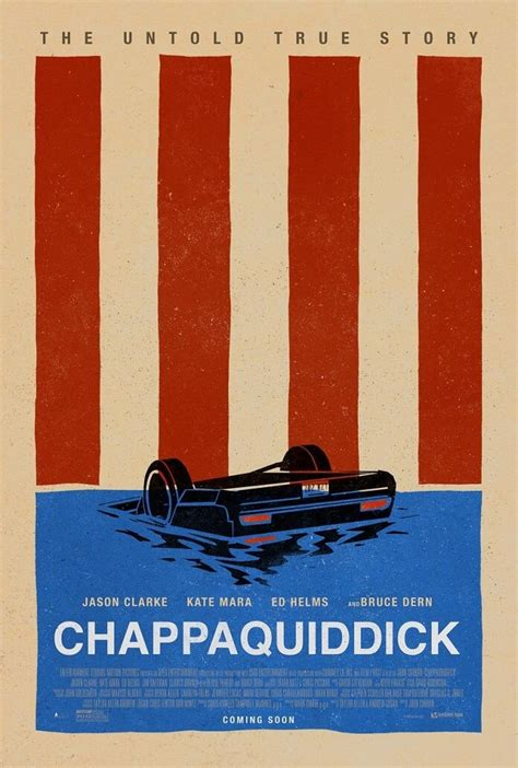 Chappaquiddick Trailer Song Chappaquiddick New Trailer And Poster With Jason Clarke And Kate Mara