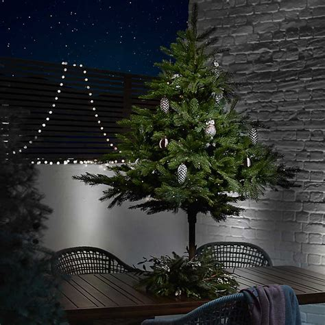 Best Artificial Christmas Trees To Light Up The Festive Lewis Tree Lights