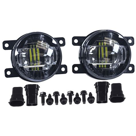 Projector Led Luxeon diode dynamics dd5005 focus st st fog light led luxeon with projector housing pair focus