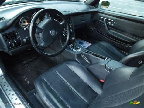 Mercedes Slk 230 Interior by 1999 Mercedes Slk 230 Kompressor Roadster Interior