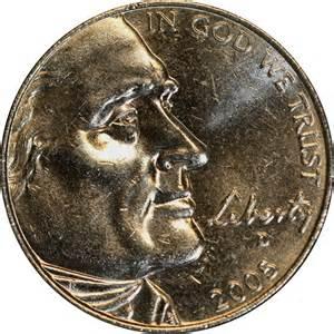 Home gt coins gt nickels gt jefferson nickel gt 2005 d jefferson nickel