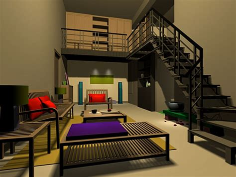 home design studio 3d objects modern home interior modeling architecture design 3ds 3d studio software architecture objects