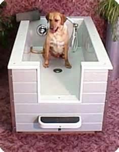 Bathtubs For Large Dogs New Breed Dog Baths Model Information Fiberglass Dog Bath