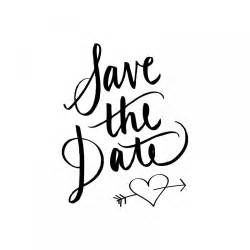 Save The Date Card Save The Date Deposit